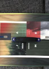 Planche Duotone Jaime 2020 130x39 complète avec Pads/Straps
