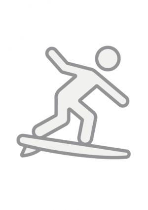 Surf gong bambou alu 6'3x20''x2'. 7/8.   40L